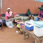 The Water Project: DEC Mahera Primary School -  School Market