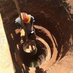The Water Project: Rubana Yagilewo Community -  Excavation