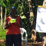 The Water Project: Rubana Yagilewo Community -  Training