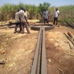 The Water Project: Rubana Yagilewo Community -  Trench