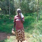 The Water Project: Shamakhokho Community, Imbai Spring -  Village Elder Whistles To Community To Start Mobilizing Materials