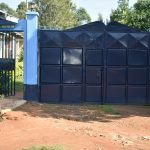The Water Project: St. Peter's Khaunga Secondary School -  School Gate