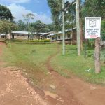 The Water Project: Friends Mixed Secondary School Lwombei -  School Entrance