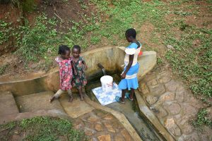 The Water Project:  A Year Later Clean Safe Water Still Flowing