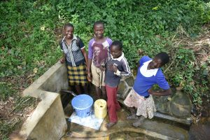 The Water Project:  A Year Later Still Smiling