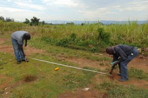 The Water Project:  Taking Measurements