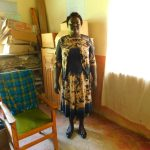 The Water Project: Makale Primary School -  Head Teacher Mrs Grace Simwa