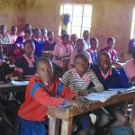 The Water Project: Kapkoi Primary School -  Students In Class