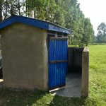 The Water Project: ACK St. Peter's Khabakaya Secondary School -  Boys Latrines