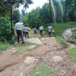 The Water Project: Friends Mixed Secondary School Lwombei -  Students Heading To Fetch Water