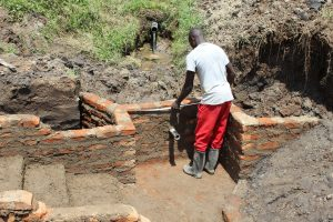 The Water Project:  Wall Measurements