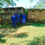 The Water Project: Makale Primary School -  Girls Latrine Block