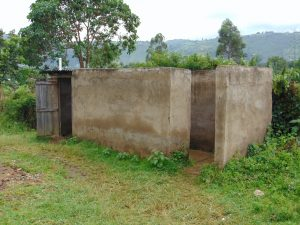 The Water Project:  Boys Toilets And Urinal
