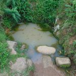 The Water Project: Friends Mixed Secondary School Lwombei -  Water Source From Home
