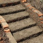 The Water Project: Emmachembe Community, Magina Spring -  Stair Construction