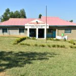 The Water Project: Ebubole UPC Secondary School -  School Administation Building
