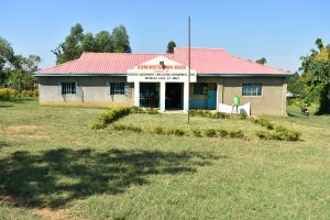 The Water Project:  School Administation Building