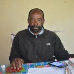 The Water Project: Khwihondwe SA Primary School -  Principal Bernard