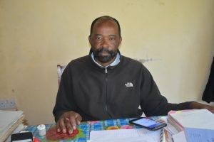 The Water Project:  Principal Bernard