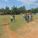 The Water Project: Saride Primary School -  Students Play During Break