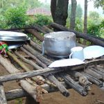 The Water Project: Mutiva Primary School -  Dishrack