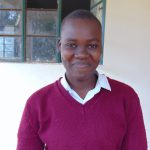 The Water Project: Friends Secondary School Shirugu -  Student Hellen