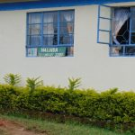 The Water Project: Malinda Secondary School -  School Sign In Window