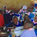 The Water Project: Kapsaoi Primary School -  Students In Class