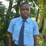 The Water Project: St. Peter's Khaunga Secondary School -  Student Maureen Kweyu