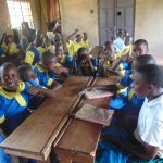 The Water Project: Saride Primary School -  Students In Class