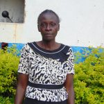 The Water Project: Mutiva Primary School -  Teacher Mrs Macline Alusa