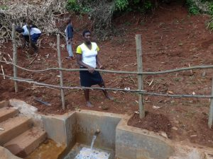 The Water Project:  Clean Water Starts To Flow