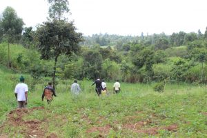 The Water Project:  Going To Fetch Water At The Spring