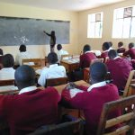 The Water Project: Friends Secondary School Shirugu -  Students In Class