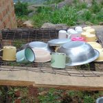 The Water Project: Kapkoi Primary School -  Dishrack