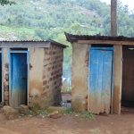 The Water Project: Kapkoi Primary School -  Boys Latrines