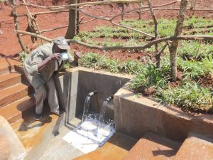 The Water Project:  Thumbs Up For A Fresh Drink