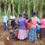 The Water Project: Hirumbi Community, Khalembi Spring -  Training
