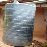 The Water Project: Kapsaoi Primary School -  Rainwater Storage Tank