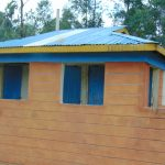 The Water Project: Kapkoi Primary School -  Girls Latrines