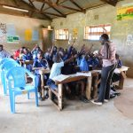 The Water Project: Enyapora Primary School -  I Know The Answer