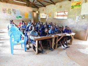 The Water Project:  Pupils Attend Training
