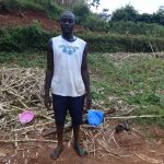 The Water Project: Hirumbi Community, Khalembi Spring -  Oliver Makotsi