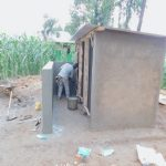 The Water Project: Elufafwa Community School -  Latrine Construction