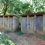 The Water Project: Friends Kuvasali Secondary School -  Latrines