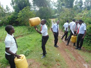 The Water Project:  Taking A Sip On The Walk Back