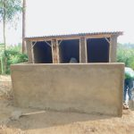 The Water Project: Elufafwa Community School -  Nearing Completion