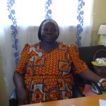 The Water Project: St. Teresa's Isanjiro Girls Secondary School -  Principal Madam Mary Luvanda