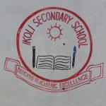 The Water Project: Friends School Ikoli Secondary -  School Signpost