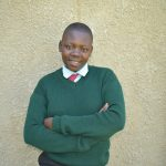 The Water Project: Ebubole UPC Secondary School -  Student Saumu Bakari